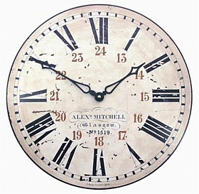 Lascelles Alex Mitchell Railway 36 cm