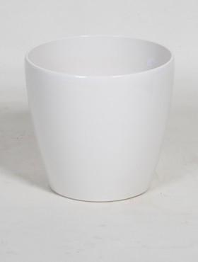Lechuza Classico 28x26 cm alb