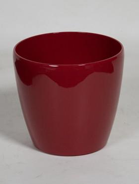Lechuza Classico 28x26 cm rosu