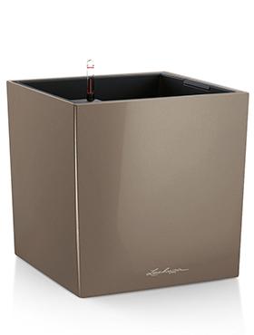 Lechuza Cube 40x40x40 cm maro taupe cu sistem
