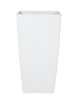 Lechuza Cubico 40x40x75 cm alb