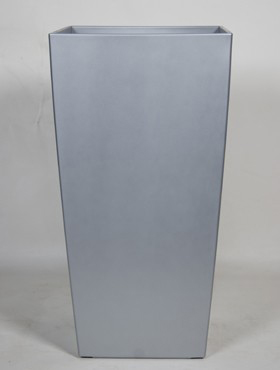 Lechuza Cubico 50x50x95 cm argintiu