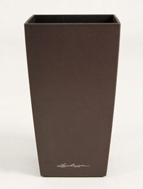 Lechuza Maxi cubi 14x14x26 cm, set complet maro