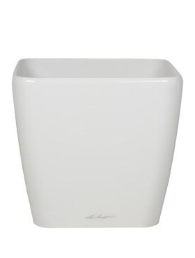Lechuza Quadro 35x35x33 cm alb