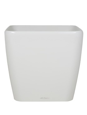 Lechuza Quadro 50x50x47 cm alb