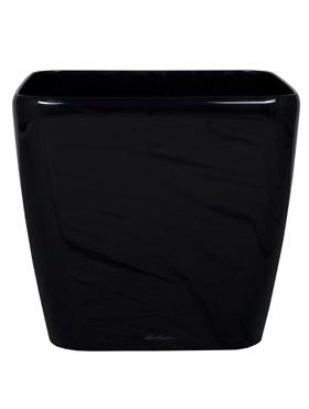 Lechuza Quadro 50x50x47 cm negru