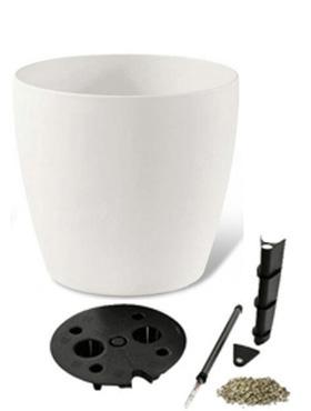 Lechuza Trend Classico 28x26 cm, set complet alb