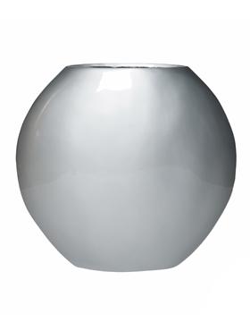 Lounge Brigitte 16x51x55 cm argintiu