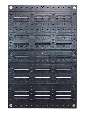 Panou prindere pt modul de gradina verticala RobertoRossi de 50 sau 75 cm latime