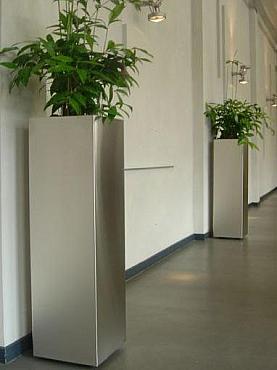 Planta artificiala in ghiveci Superline trend pe inel
