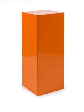 Plants First Choice Deco 40x40x125 cm portocaliu portocaliu