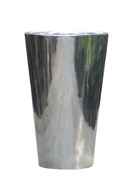 Polished Aluminium 50x120 cm argintiu