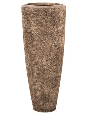 Polystone Rock Partner 50x120 cm maro