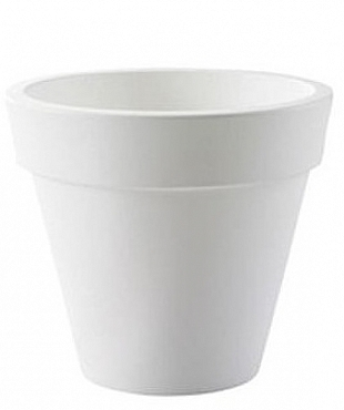 Pure 120x107 cm alb