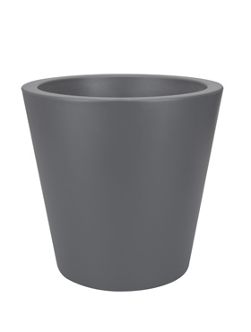 Pure Straight Round 65X69 cm antracit