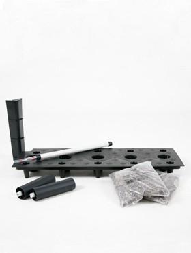 Sistem irigare pentru ghiveci Lechuza Cararo 75x30x45 cm