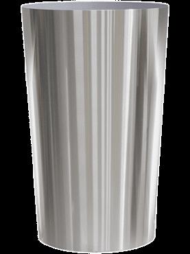 Superline Conica pe inel 48x80 cm argintiu argintiu