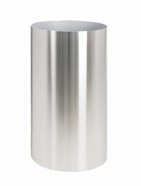 Superline Pilaro pe inel 40x102 cm argintiu argintiu