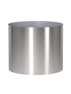 Superline Standard pe roti 60x52 cm argintiu