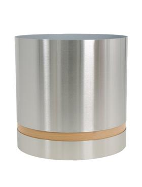 Superline Standard Plus pe inel 40x42 cm argintiiu argintiu