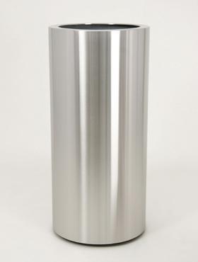 Superline Topper pe inel 120x102 cm argintiu argintiu