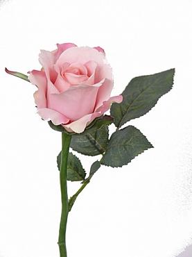 Trandafir Alice de luxe 30 cm roz