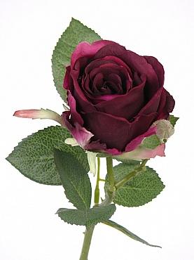 Trandafir Jessica D8xH32 cm rosu