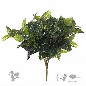 Tufa artificiala Scindapsus D40xH40 cm