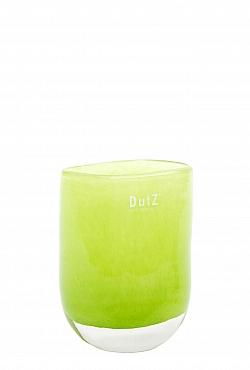 Vaza Ovall 7x11x14 cm verde lime