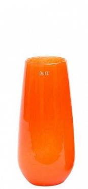 Vaza Robert 11x37 cm portocaliu