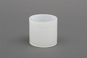 Vaza Votive 7x7 cm alb