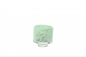 Vaza Votive Diva bubble 10x10 cm verde jade