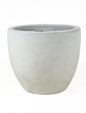 White Couple 53x49 cm alb